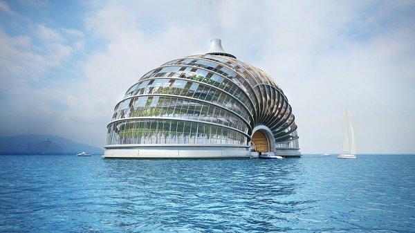 Ковчеги-небоскребы – спасение от Всемирного потопа
