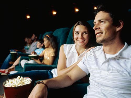 Как снять стресс: путь 6 - смотри кино