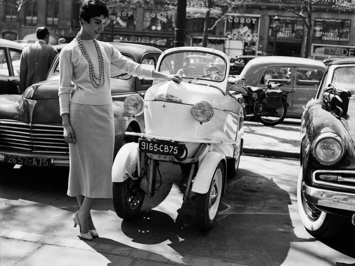 1. Супер-компактное городское авто