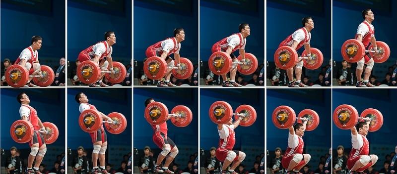 Некоторые упражнения выполнять под строгим контролем тренера