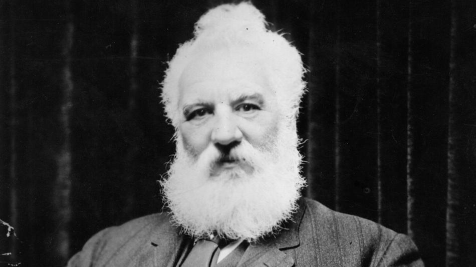 Голос Александра Грэма Белла удалось восстановить спустя 128 лет