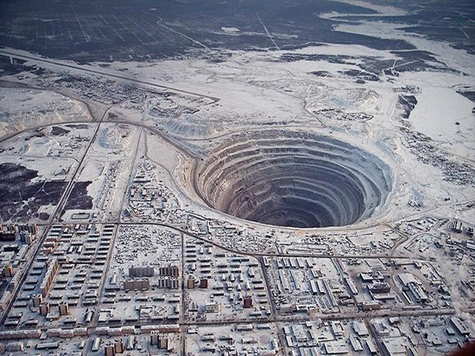 Кольская скважина. Глубина — 12 262 метров