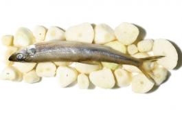 Рыба с чесноком стабилизируют твое кровообращение