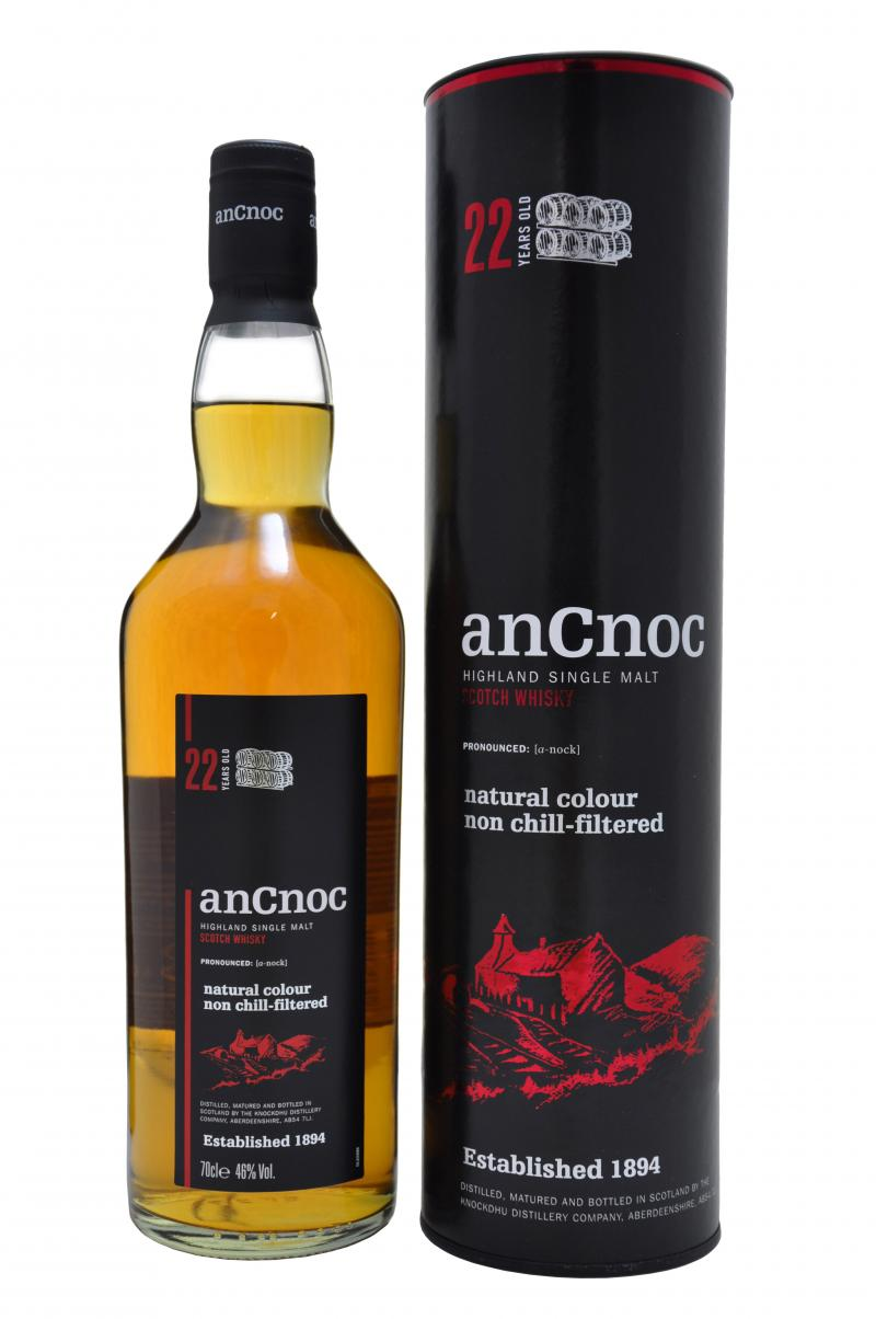 АnCnoc 22 Year Old - 2400 гривен