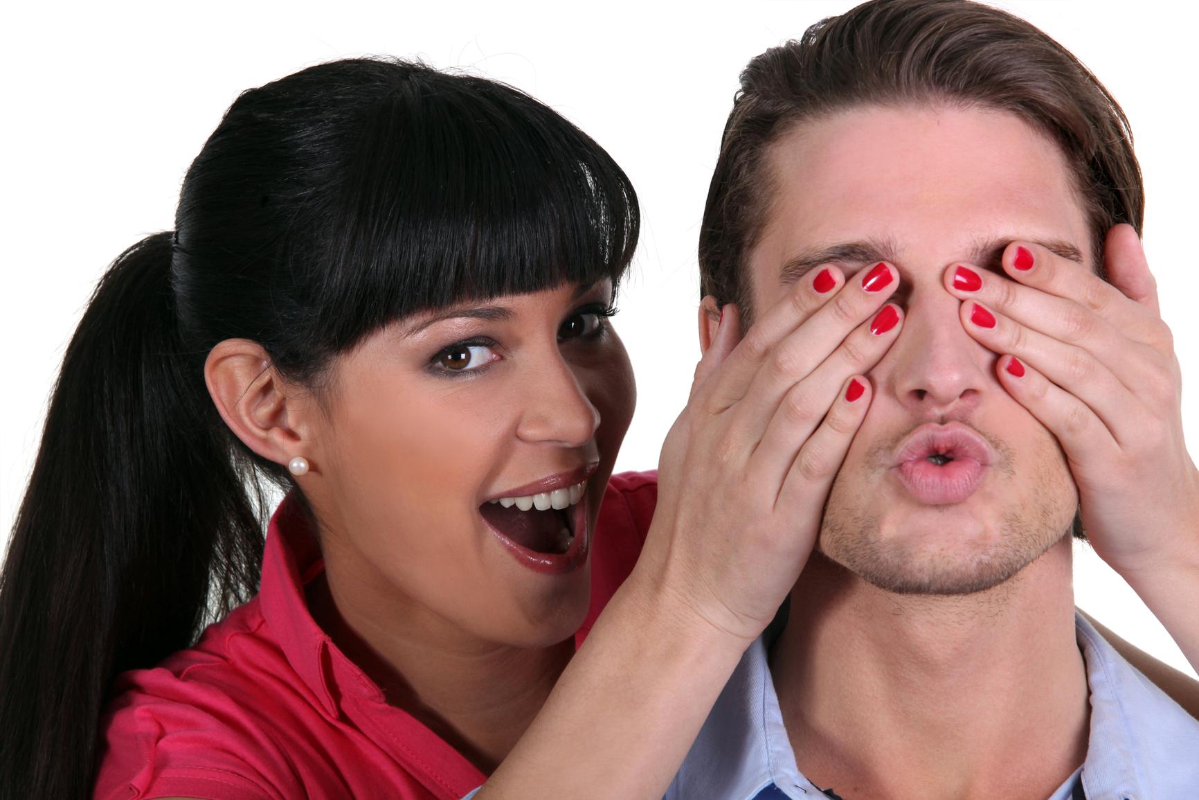 Секс как устроить сюрприз 5 фотография