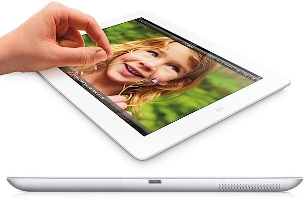 3-е место: Apple iPad 4