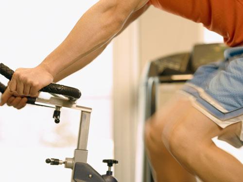 Как быстро похудеть - крути педали на самых быстрых передачах