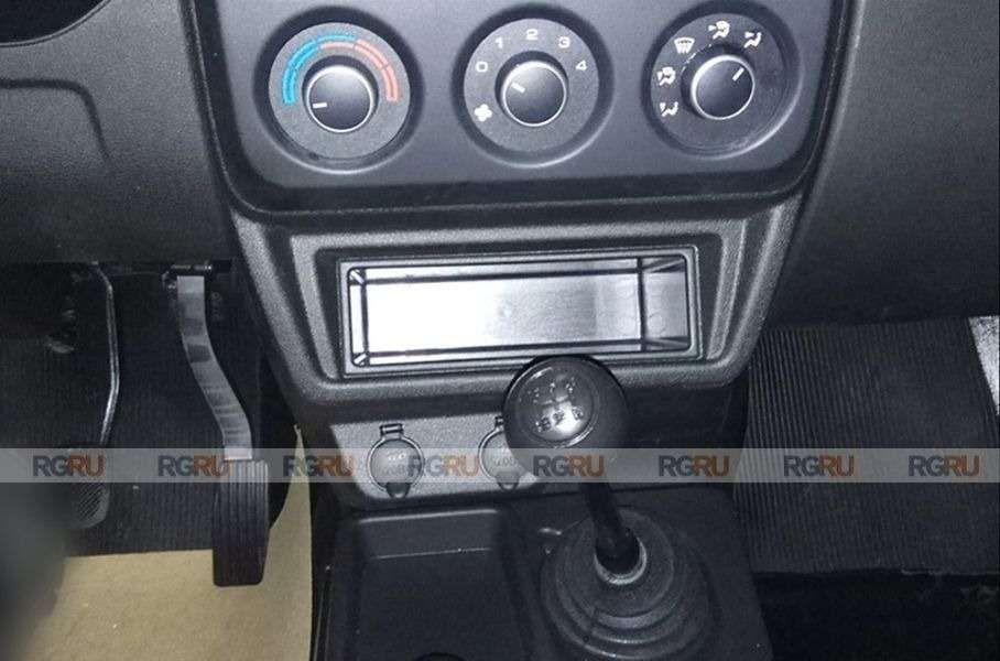 Кроме того, в автомобиле наконец должен появится салонный фильтр
