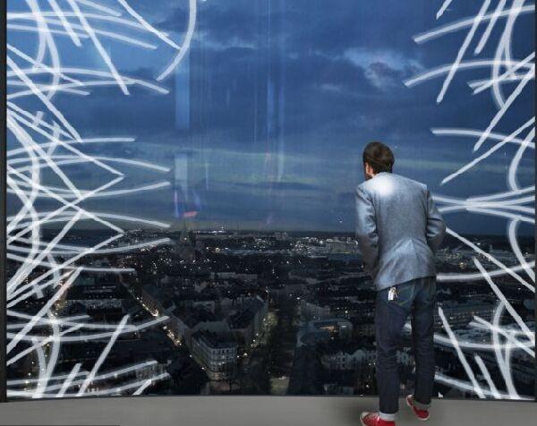 Волосатый небоскреб привлечет туристов