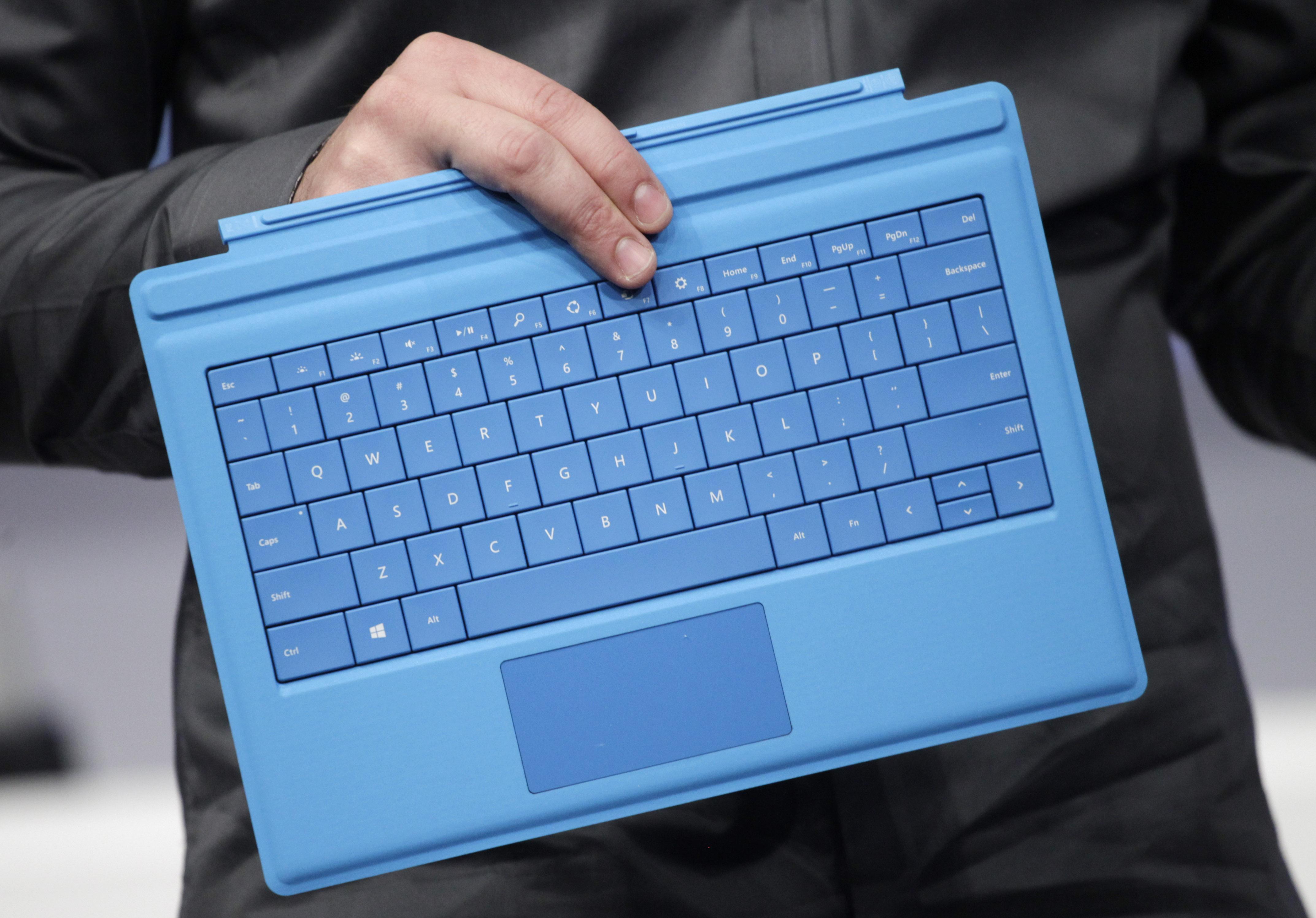 Клавиатура для Surface Pro 3