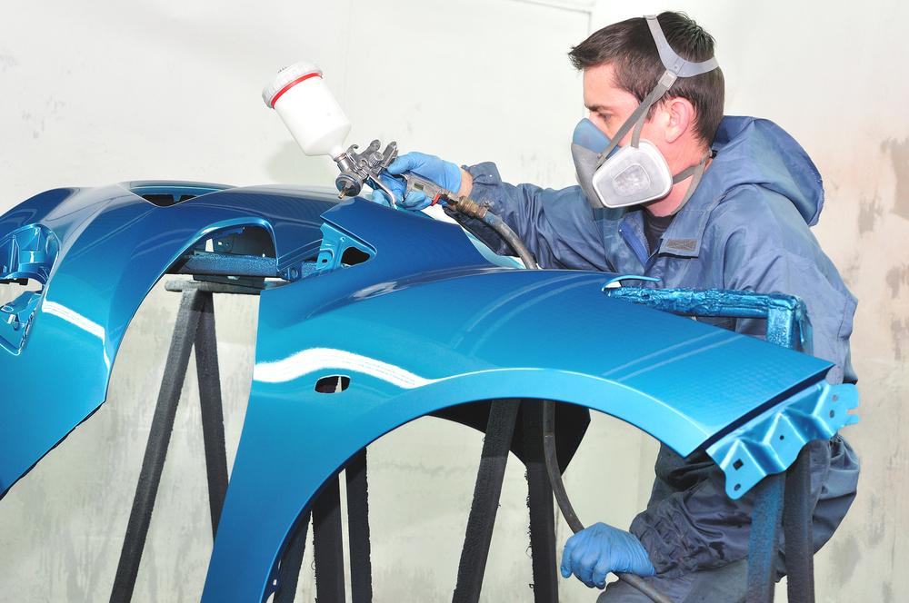 Покраска авто своими руками: пошаговая инструкция