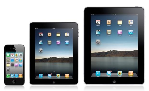 Как будет выглядеть iPad Mini?