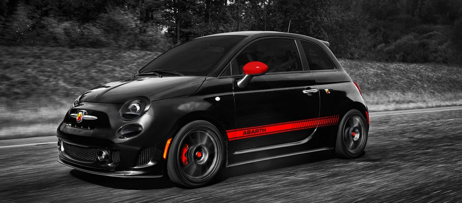 Fiat 500 Abarth любят за скромность, простоту, и надежность