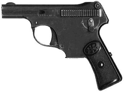 Пистолетом Franz Pfannl Erika 1912 можно было разве что отпугивать котов
