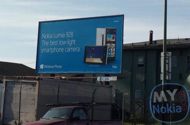 Реклама Nokia Lumia 928