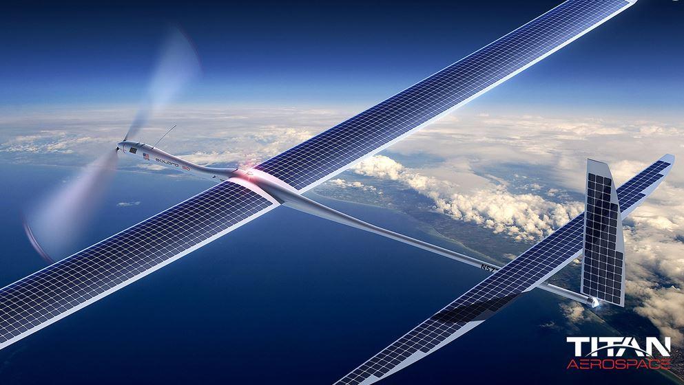 Facebook планирует использовать технологии Titan Aerospace в рамках своего проекта Internet.org