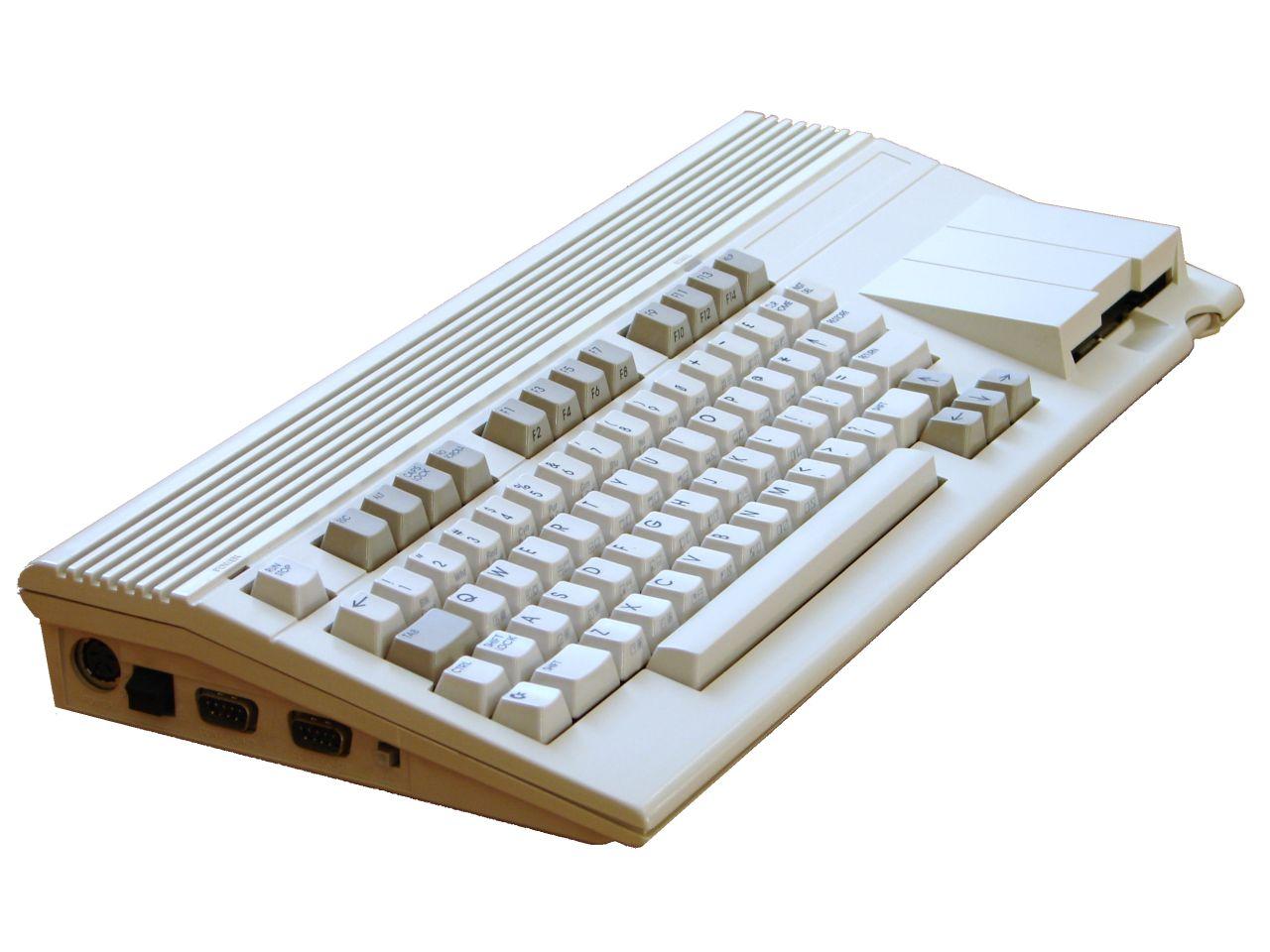 Внешний вид Commodore 65