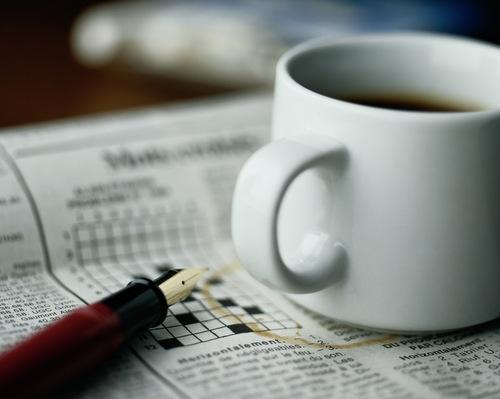 Кофе отлично стимулирует работу головного мозга