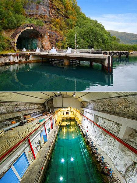 подводных лодок олавсверн