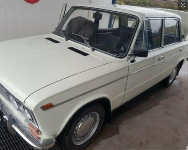 Владелец в Германии продает ВАЗ 2103 по цене хорошего современного автомобиля с пробегом