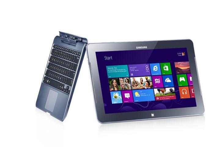 ATIV Smart PC - будто два отдельных утсройства