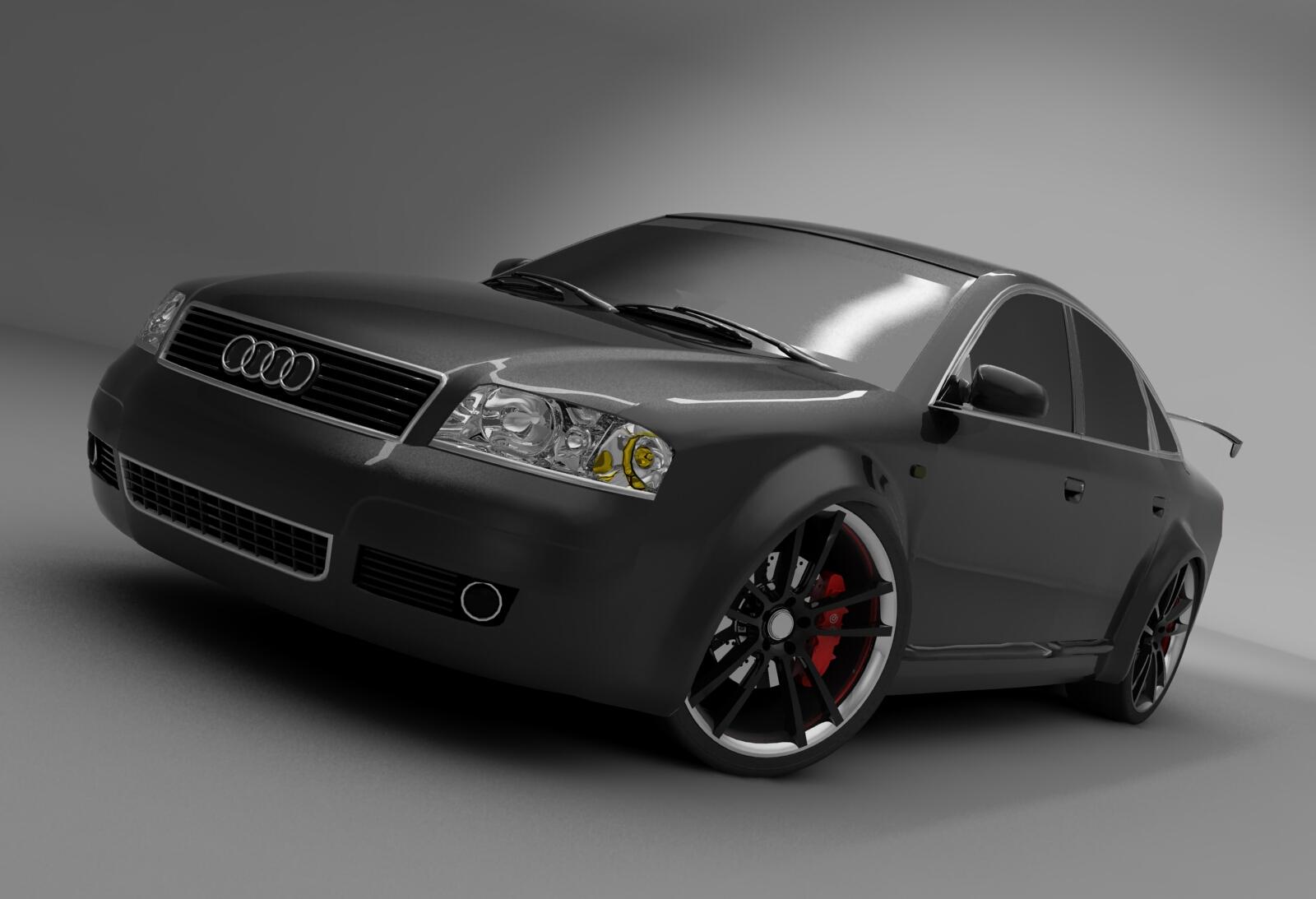 Audi A6 почти за тысячу евро предлагают мошенники