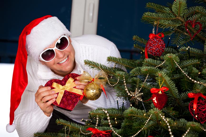 Некоторые новогодние подарки стоят целые миллионы