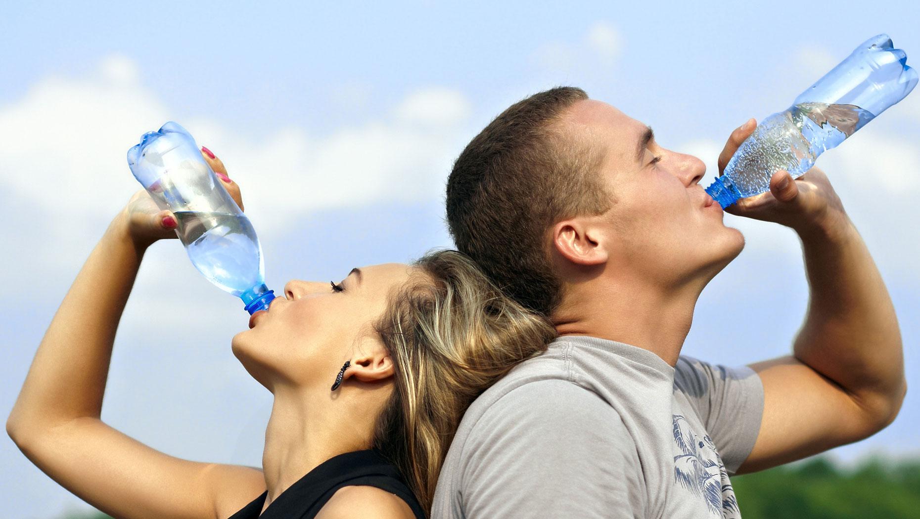 Не забывай поддерживать гидратацию в норме