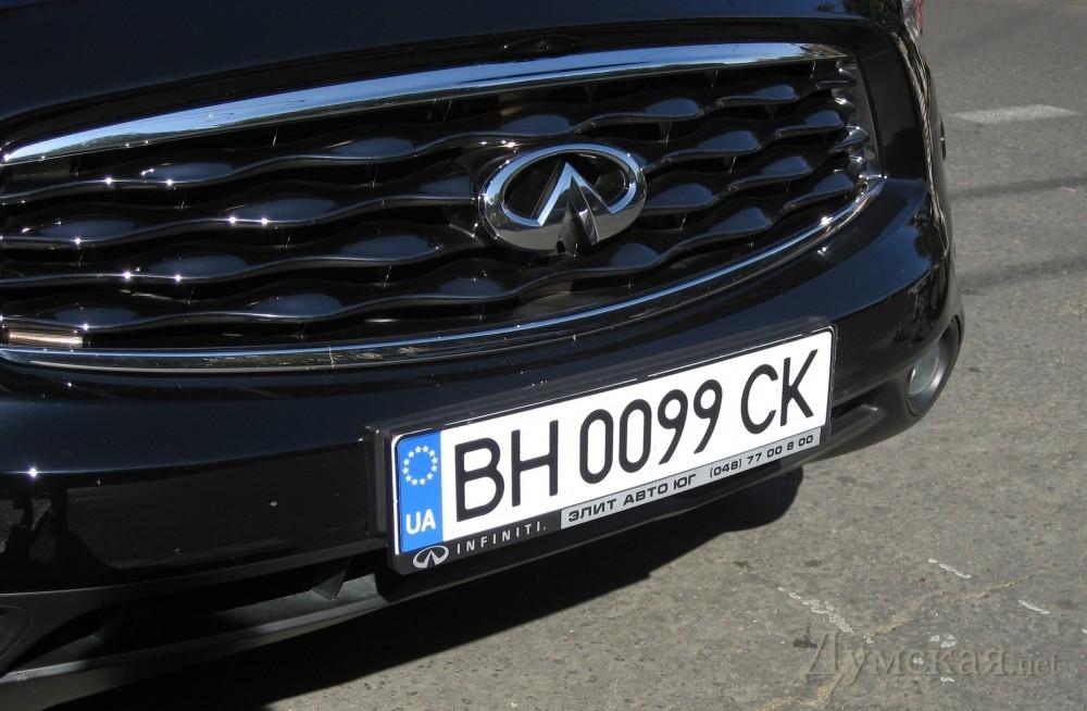 ZаБор: Коды номеров автомобилей в Украине и Европе