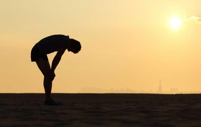 Правильный отдых повышает выносливость во время тренировки