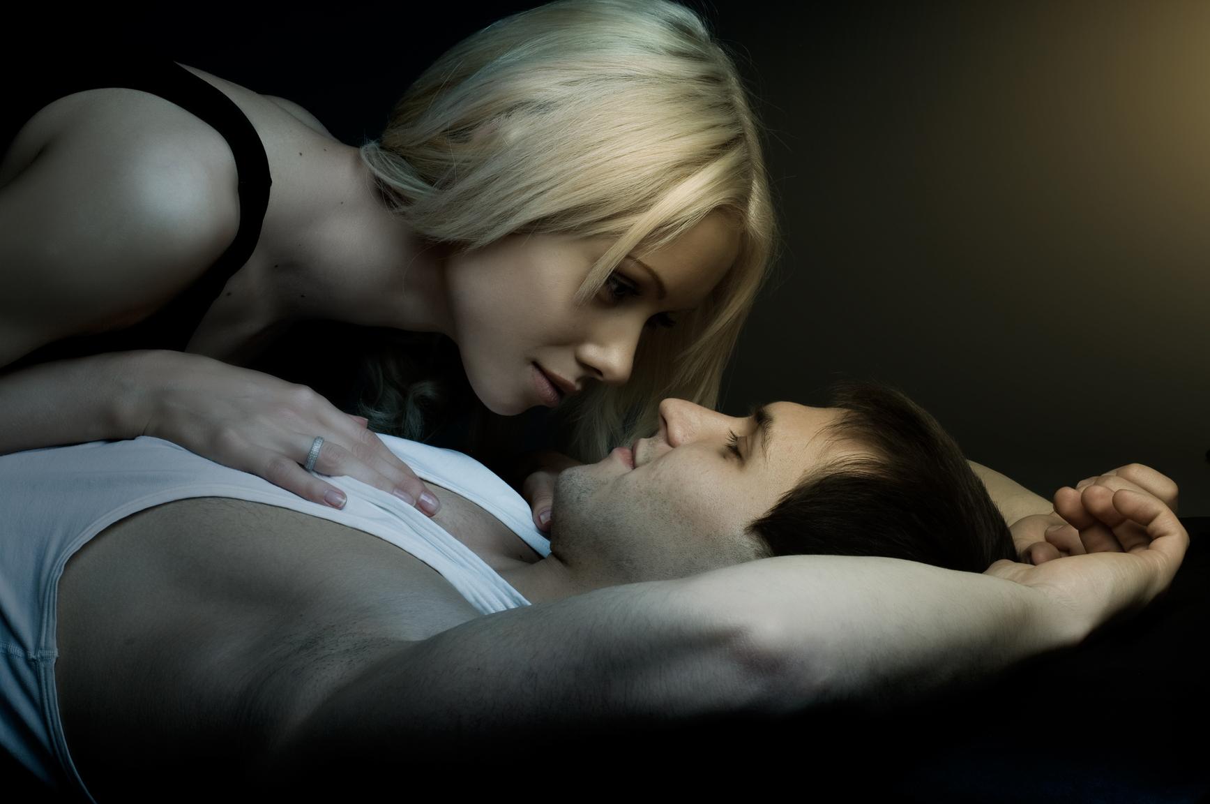 Секс - самое правильное лекарство от стресса и усталости