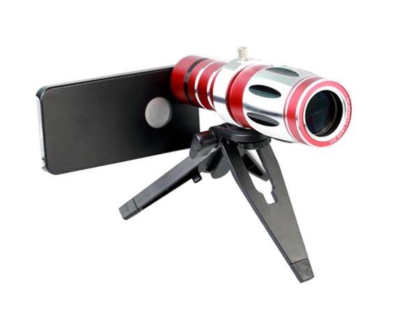 Этот аксессуар превращает iPhone в телескоп