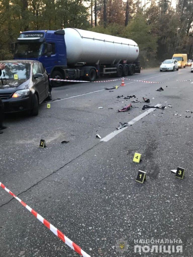 К сожалению, 41-летняя водитель мотоцикла скончалась от полученных травм в медучреждении