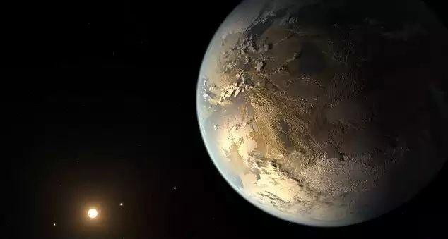 Планета Kepler-186F