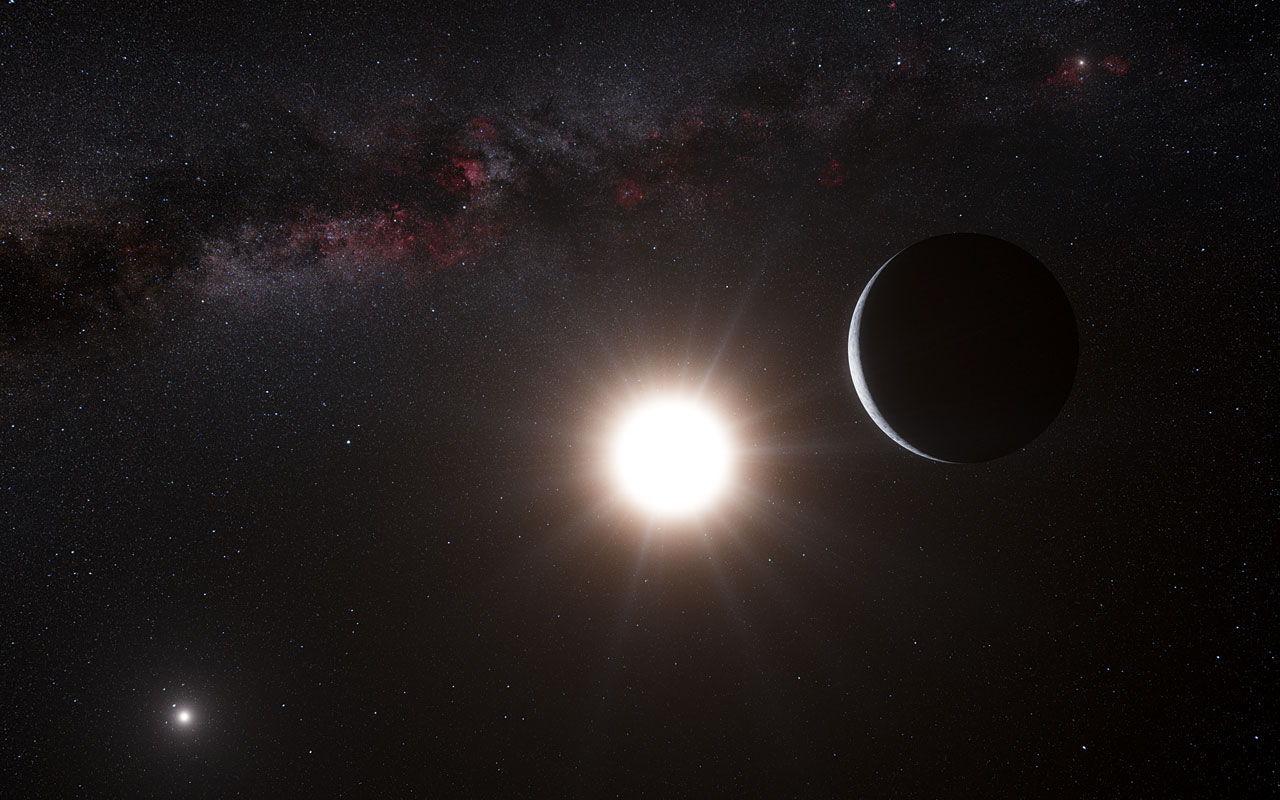Самая близкая планета из другой системы
