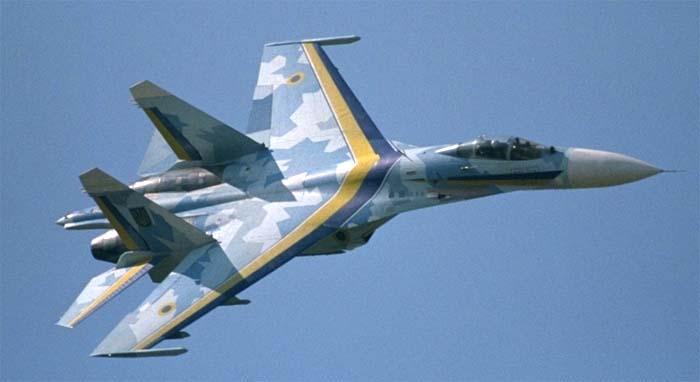 су-27 самолет фото