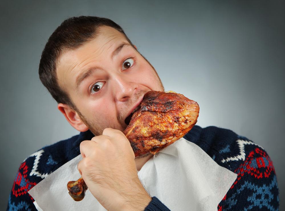 Возможно, в будущем вегетарианцам придется есть мясо