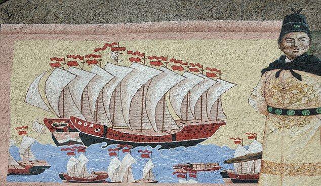 Китайцы в начале XV века имели лучший в мире флот