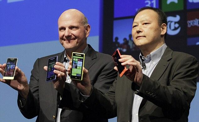 Президенты Microsoft и HTC