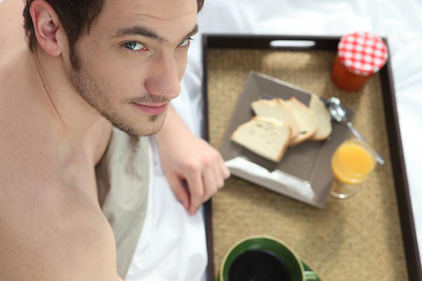 Начинай свой день со здоровой и сытной пищи