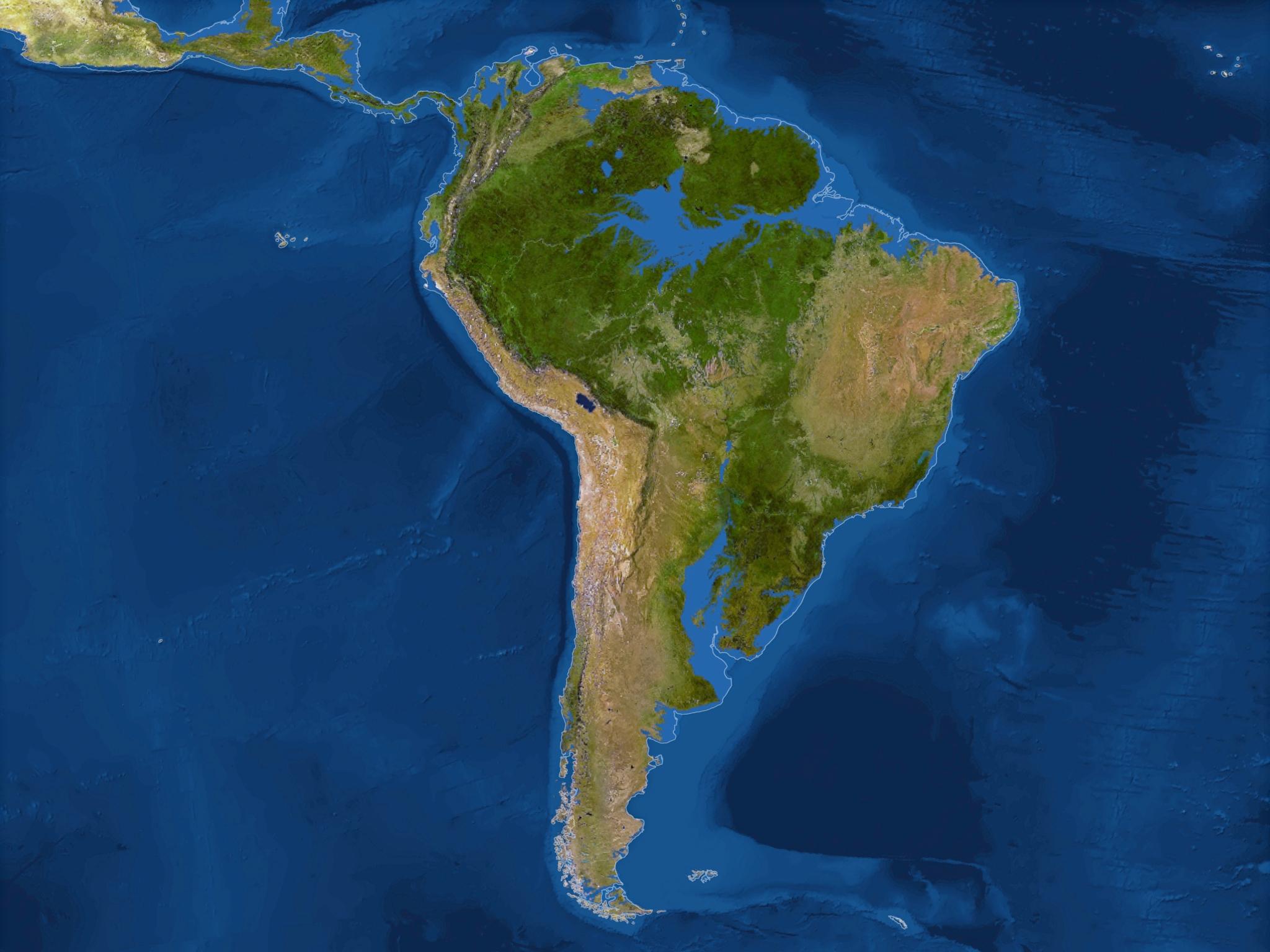 Южная Америка лишится Амазонки