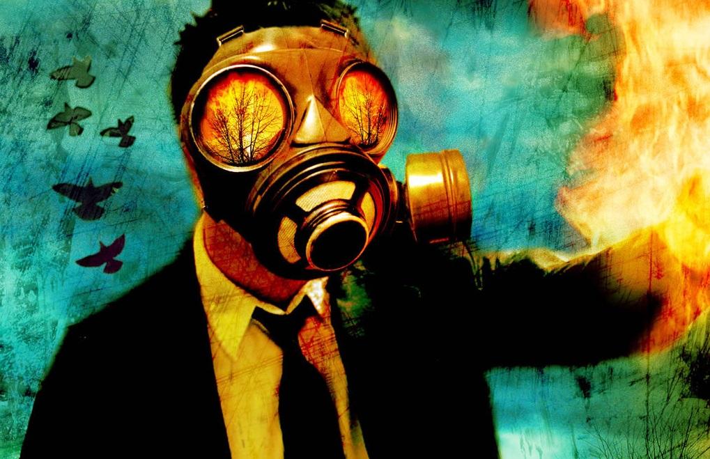 Жизнь полна ядерных, химических и биологических сюрпризов
