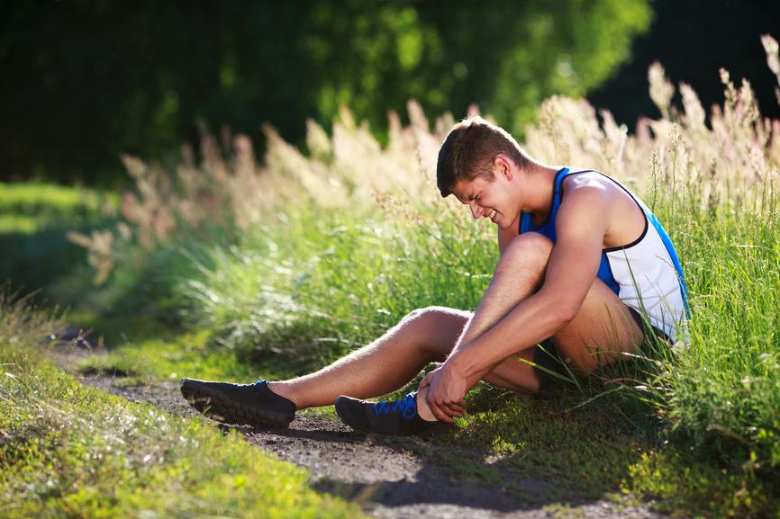 Прекращай тренироваться, как только почувствовал малейший дискомфорт в суставах
