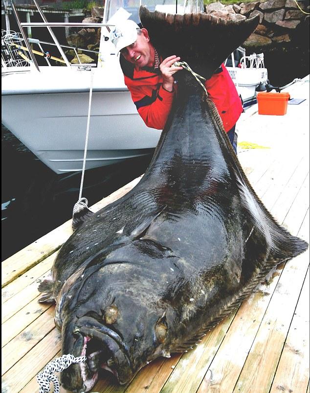Рейнхард Вюерманн и его главная рыба
