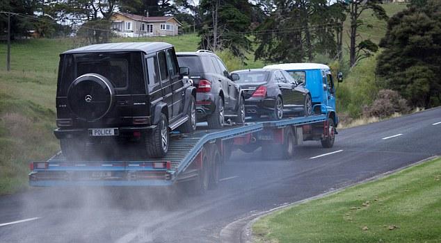 Все конфискованные авто вернули владельцу