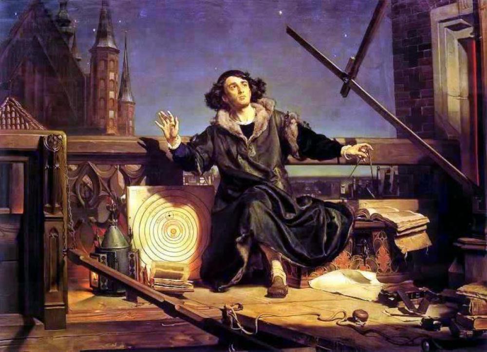Николй Коперник был епископом