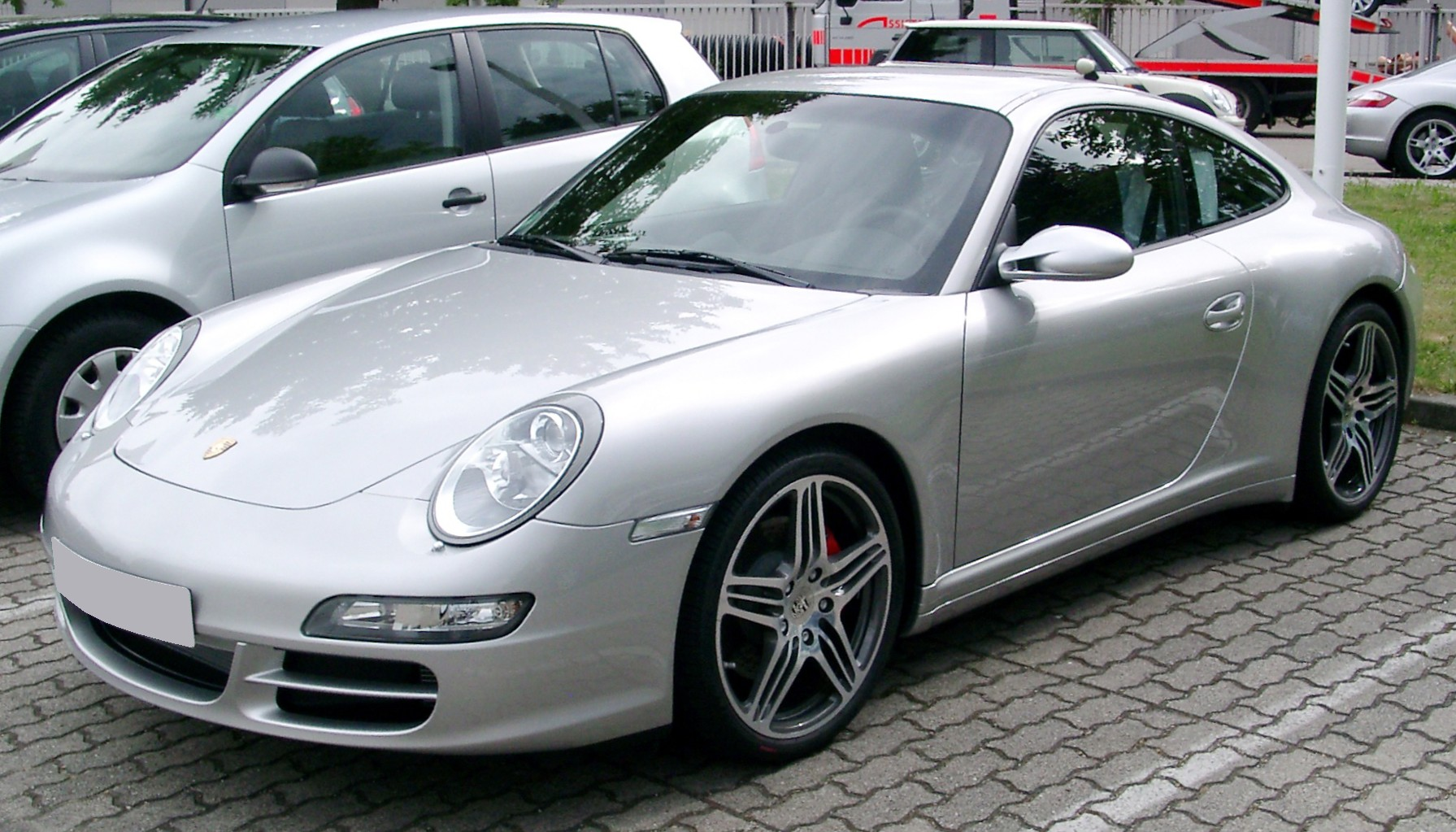 PorscheCarrera  (иллюстративное фото)