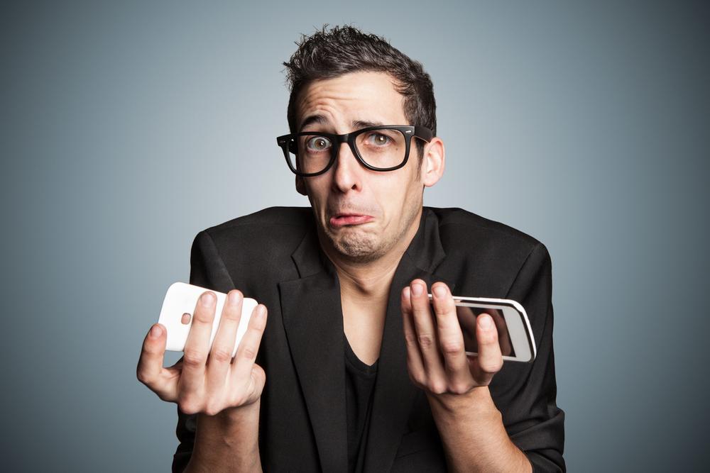 Мобильные телефоны под угрозой взлома
