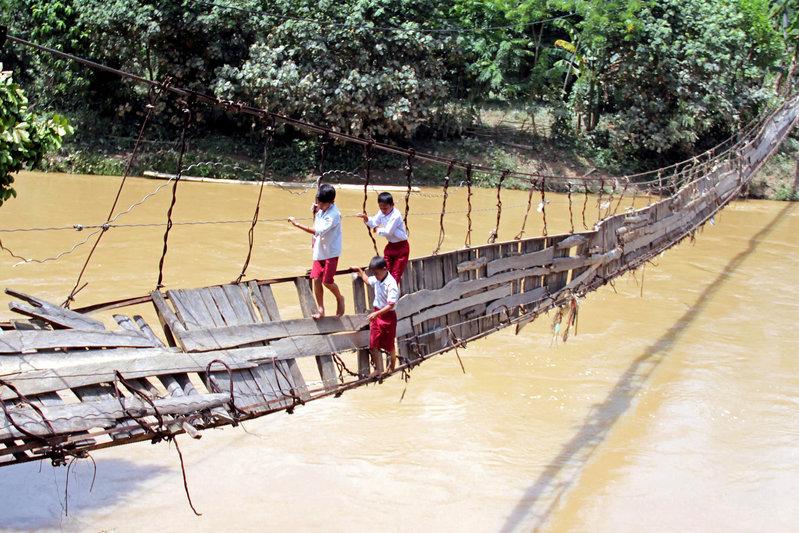 Мосты Индонезии
