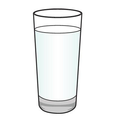 13 стаканов воды - твоя суточная норма